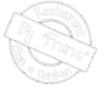 """Restaurant Bij """"Frans"""" Nunspeet Veluwe"""